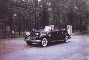 PACKARD 1938 SUPER 8 ALL WEATHER PHAETON PRESIDENCIAL II