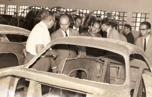 Fangio y willys interlagos