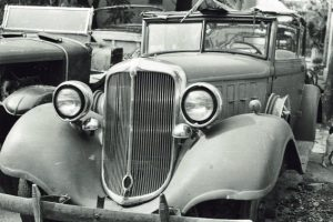 chrysler 1932