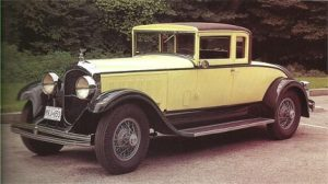 Chrysler 1928 serie 75 Coupe