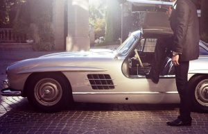 MB 300 SL Gullwing