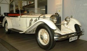 MB S 1928 Tourer by Murphy