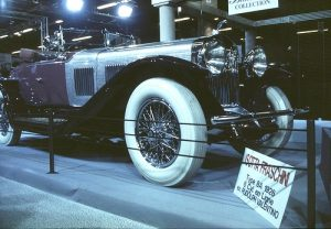 IF Roadster 1926 RV