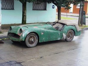 TR3 Barnfind